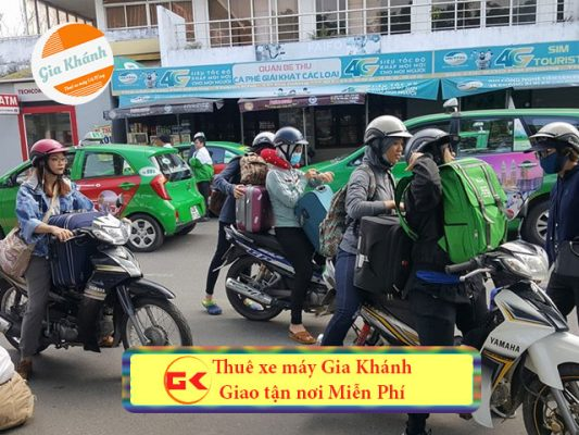 dịch vụ cho thuê xe máy ở Hà Nội