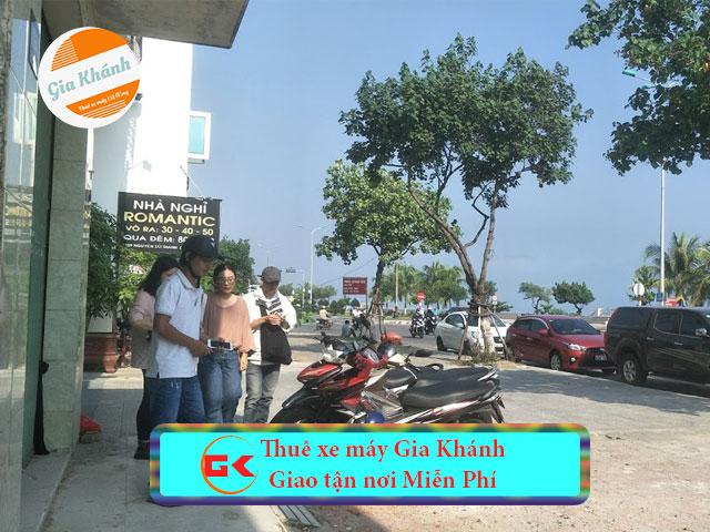 Kinh nghiệm thuê xe máy Đà Nẵng
