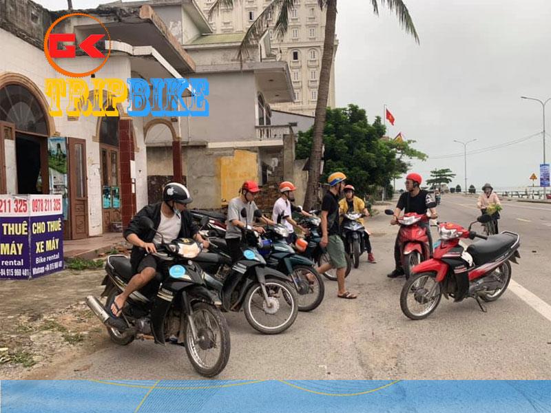 Thuê xe máy Quảng Bình (Tung Motorbike )