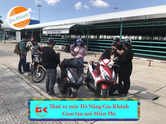 Thuê xe máy đà nẵng gần sân bay