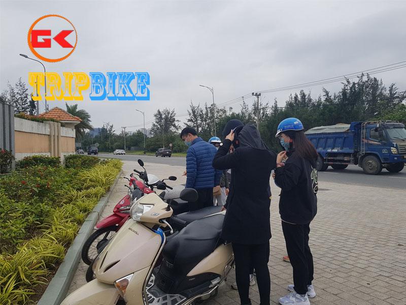 Thuê xe máy tại thủ dầu bình dương Lương Văn Hiệu
