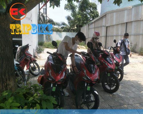 Dịch vụ cho thuê xe máy gần bến xe Thành Bưởi — Địa chỉ :Gần bến xe Thành Bưởi
