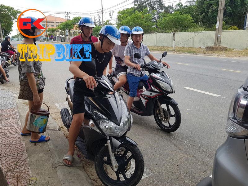Thuê xe máy ở Thủ Dầu Một Nguyễn Văn Phước