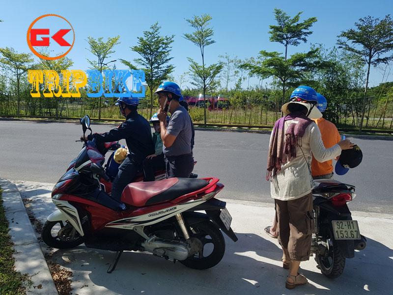 Thuê xe máy thuận an bình dương Phương Nam