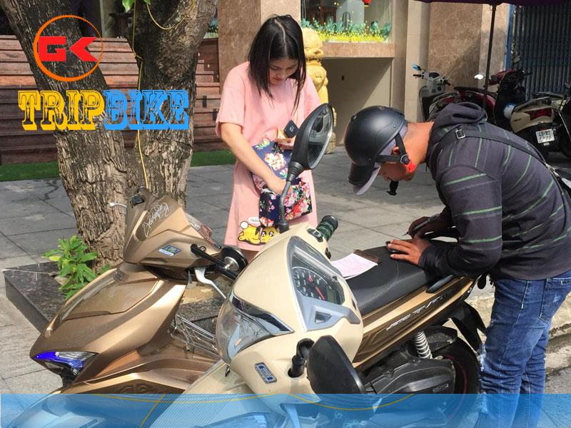 công ty cho thuê xe máy rạch giá