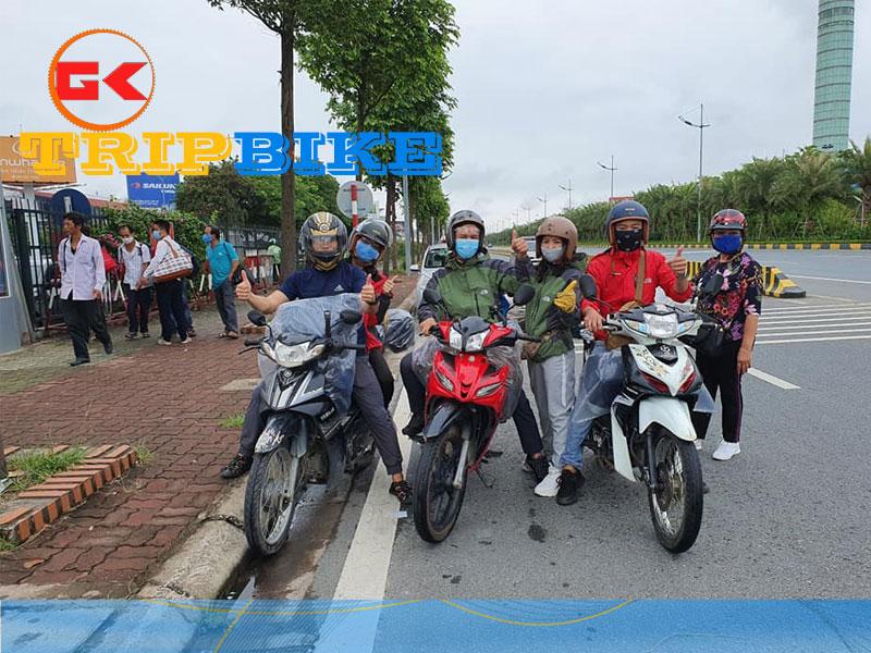 Anh Kiên – Cho thuê xe máy thành phố Lai Châu