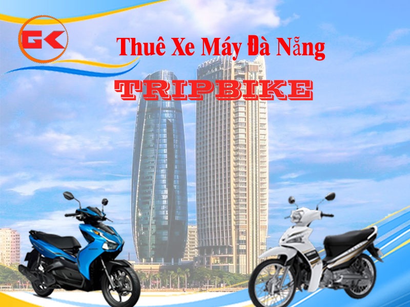 Thuê xe máy Đà Nẵng Tripbike
