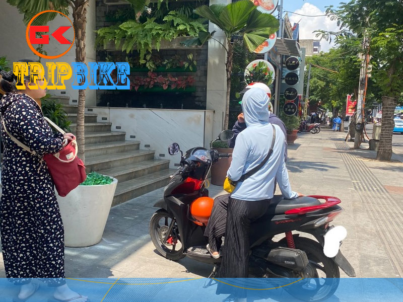 Anh Quang – Thuê xe máy ở Đông Hà Quảng Trị