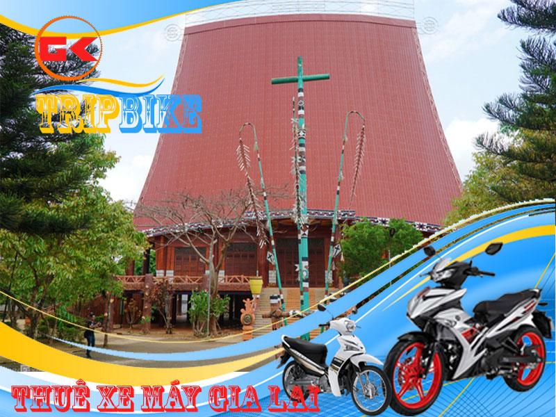 thuê xe máy pleiku Gia Lai