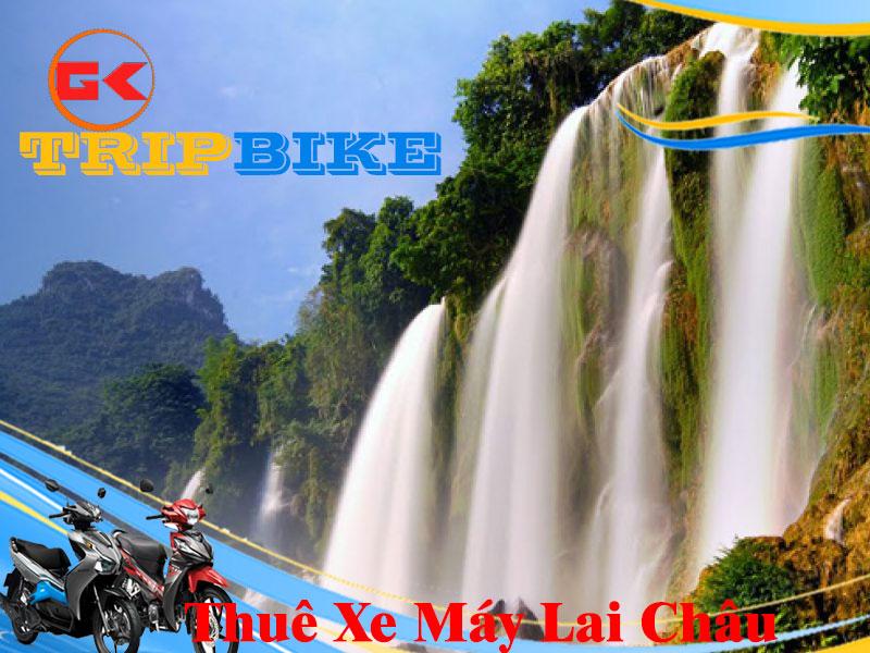 thuê xe máy Lai Châu