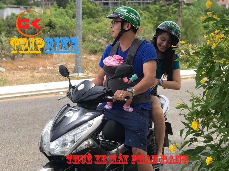 Thuê xe máy Phan Rang 175