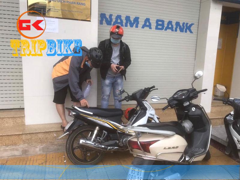 thuê xe máy pr bike phan rang ninh thuận