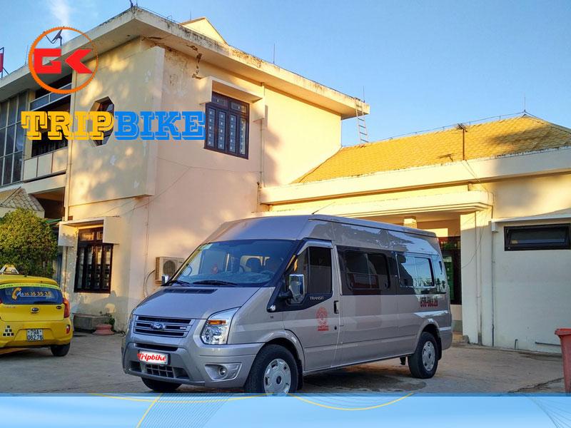 Địa Địa thuê xe tự lái theo huyện ở Bắc Giang