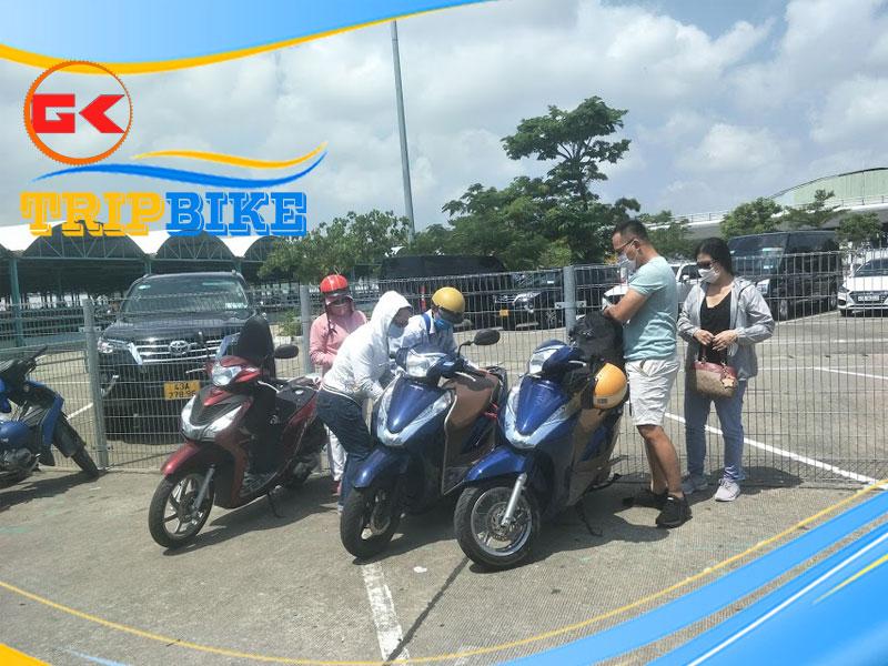 Thuê xe máy Quận Ngũ Hành Sơn Đà Nẵng TRIPBIKE