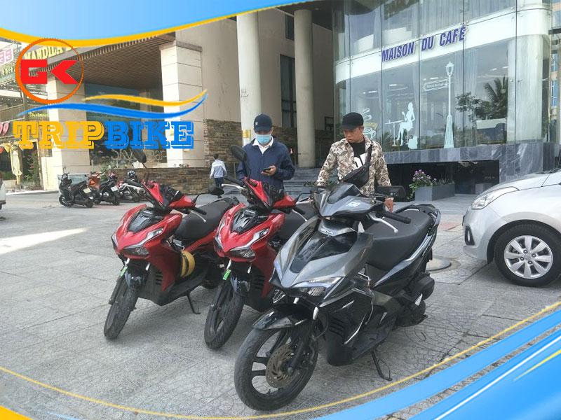 TRIPBIKE - Thuê xe máy Đà Nẵng quận Sơn Trà