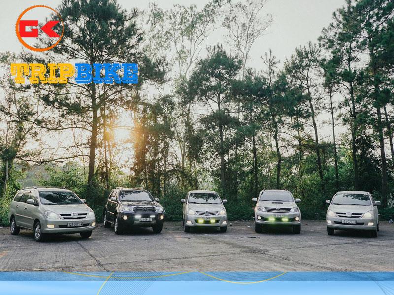Thuê xe tự lái 4 chỗ tại Lạng Sơn