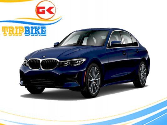 thuê xe tự lái BMW 320i