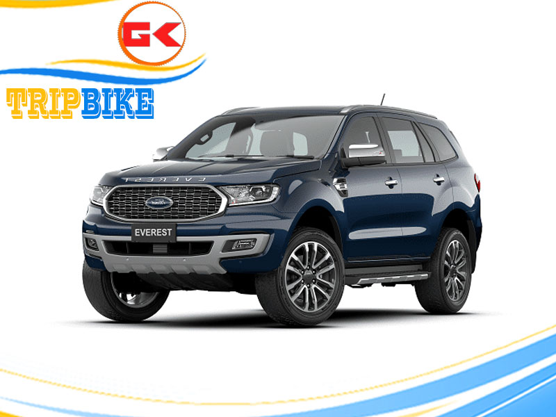thuê xe tự lái Ford Everest