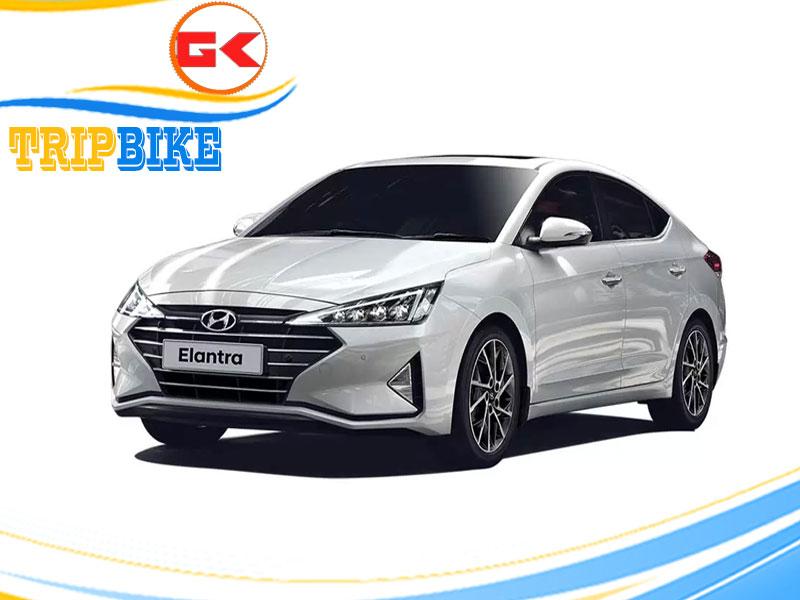 thuê xe tự lái Hyundai Elantra