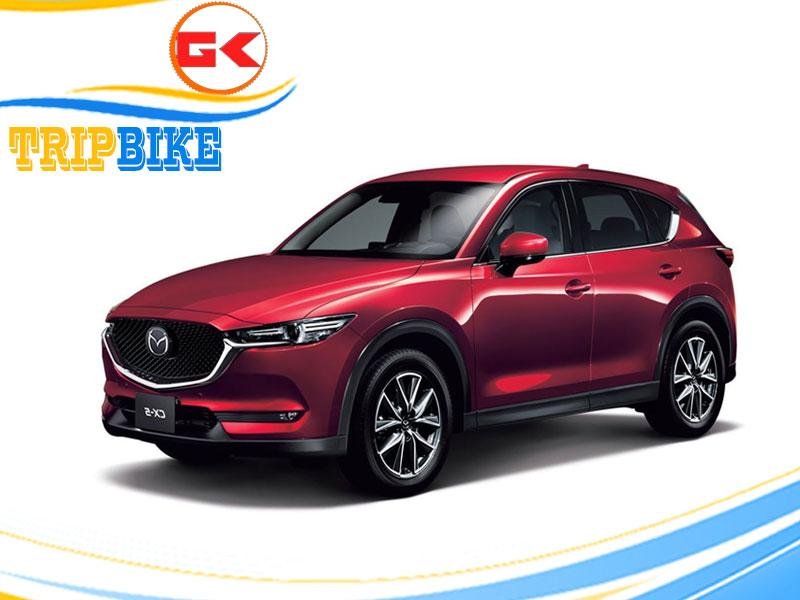 Thuê xe tự lái Mazda CX5