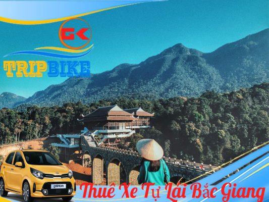 thuê xe tự lái Bắc Giang