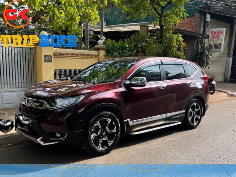 thuê xe tự lái bmt giá rẻ Lan Hương