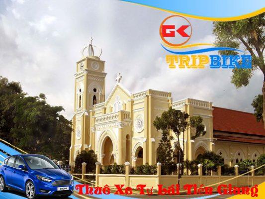 Địa Điểm cho thuê xe tự lái Cai Lậy Tiền Giang uy tín