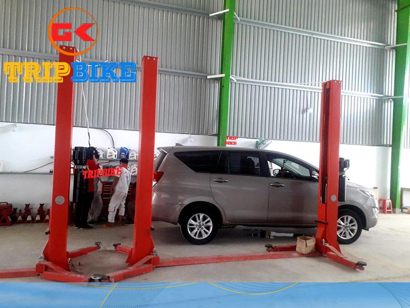 Thuê xe tự lái Châu Thành Tây Ninh AutoCare 247