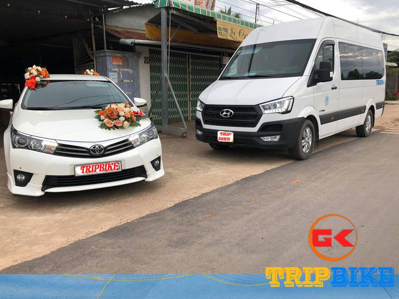 Thuê xe tự lái Hòa Thành Tây Ninh