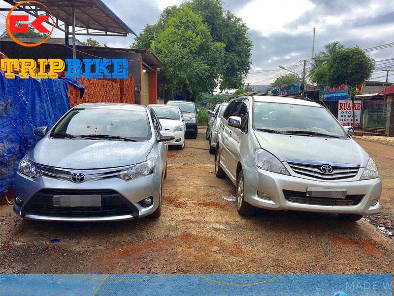 Dịch vụ thuê xe tự lái Buôn Mê Thuột Đức Huy
