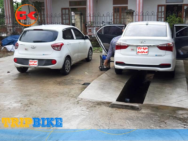 Thuê xe tự lái Kim Sơn Ninh Bình - Gia Phát
