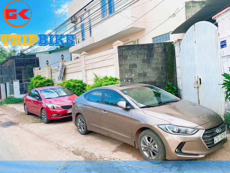 thuê xe tự lái lê duẩn bmt Phước Nguyễn