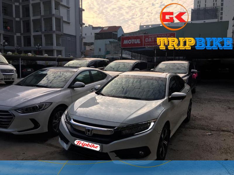 thuê xe tự lái Lê Hồng Phong quy nhơn