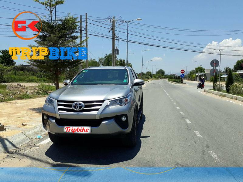 Thuê xe tự lái Lục Nam bắc giang