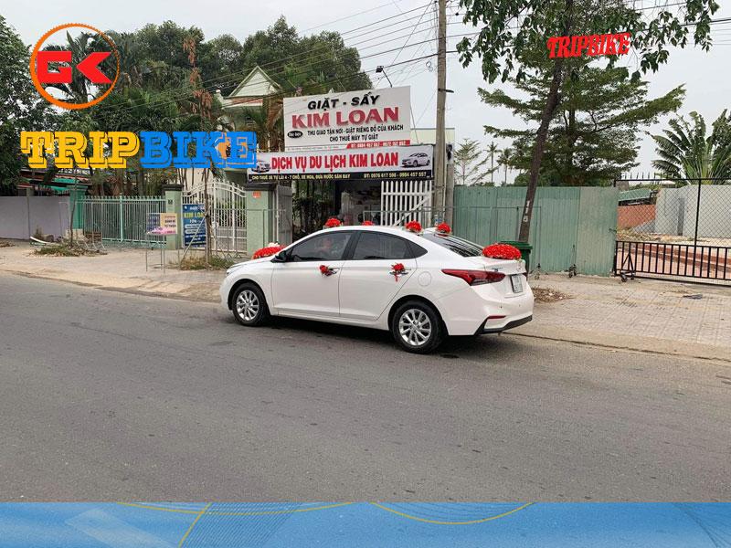 Dịch vụ thuê xe du lịch Kim Loan