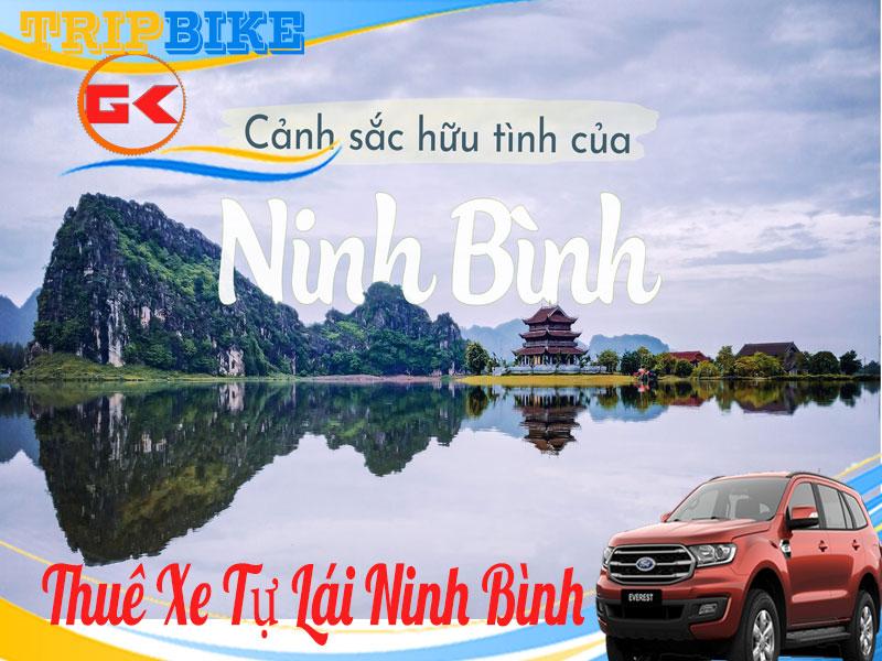 Thuê xe tự lái Ninh Bình