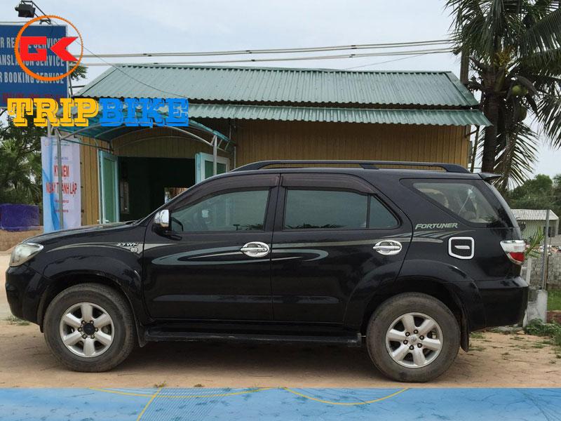 Thuê xe tự lái ở Tĩnh Gia Thanh Hóa Công ty TNHH Thanh Hà