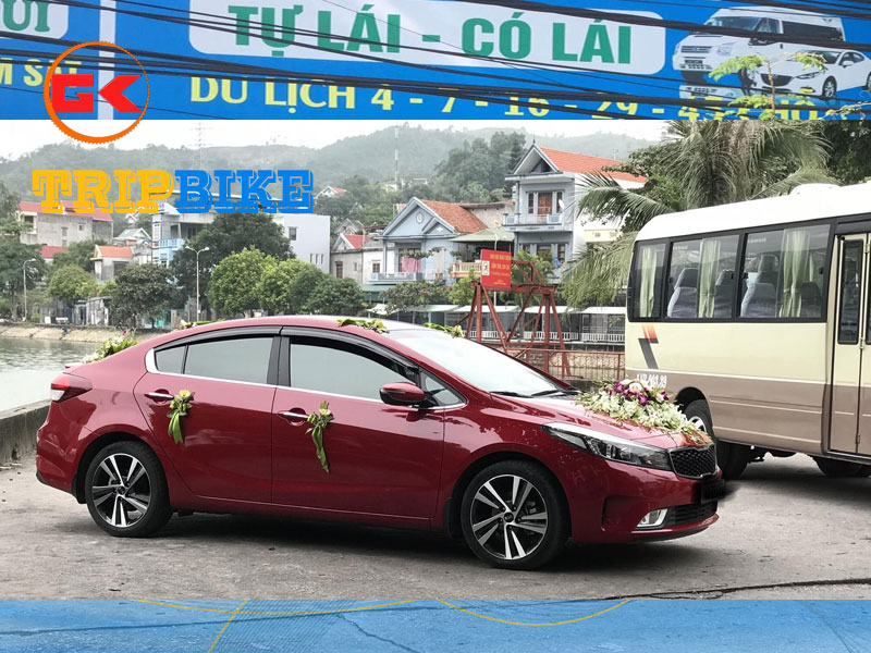 thuê xe tự lái ở Bắc Giang