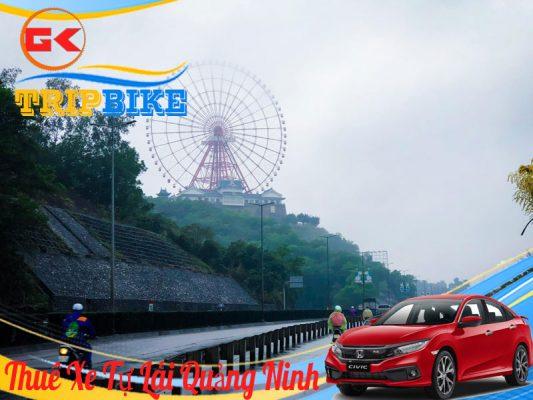 Thuê xe tự lái Thành Quảng Ninh