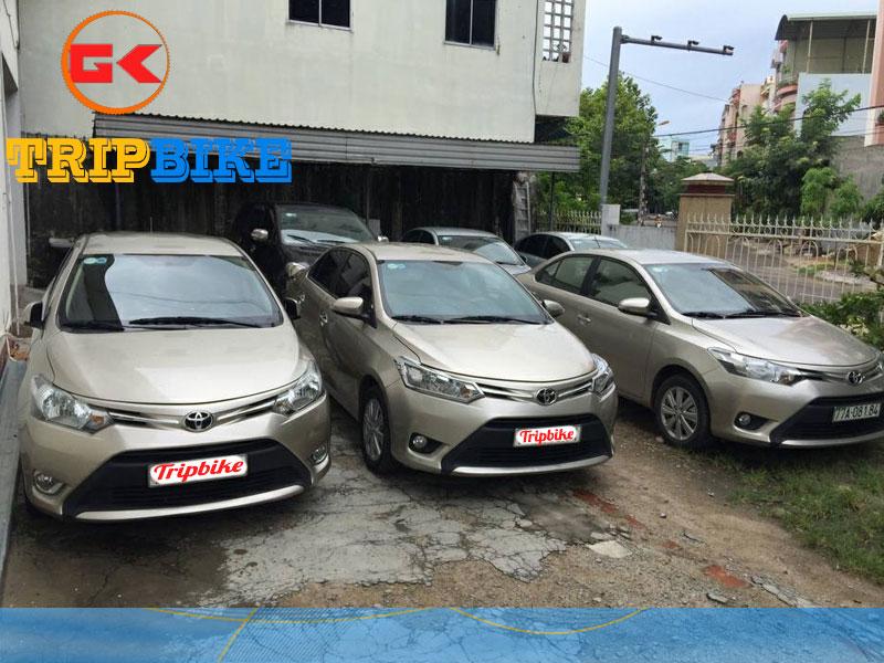 Thuê xe tự lái Quang Trung
