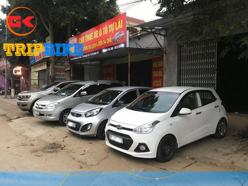 Thuê xe tự lái Sầm Sơn Thanh Hóa