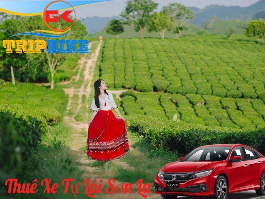 thuê xe tự lái Sơn La