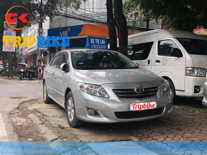 thuê xe tự lái thanh hóa giá rẻ Chính Cương