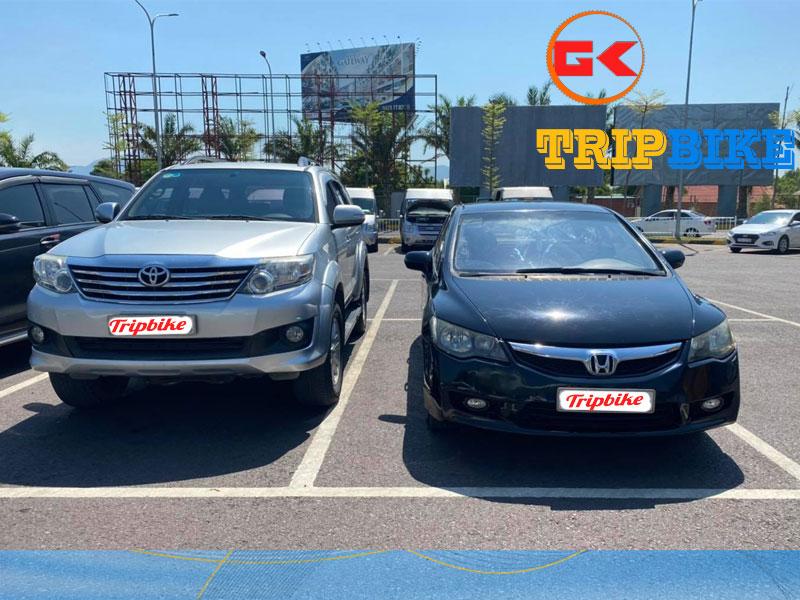 thuê xe tự lái Trần Quang Diệu quy nhơn JACKY SANG