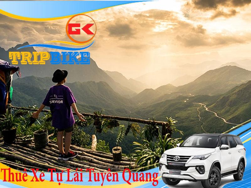 Thuê Xe Tự Lái Tuyên Quang