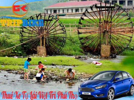 Thuê Xe Tự Lái Việt Trì Phú Thọ