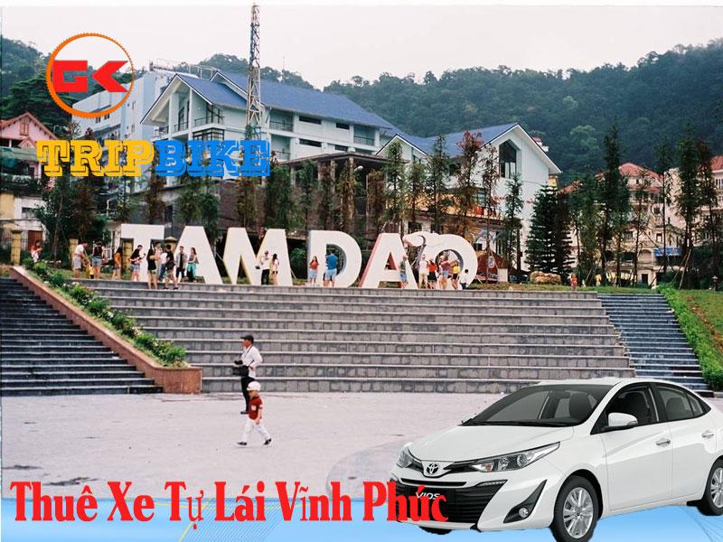 thuê xe tự lái Vĩnh Yên Vĩnh Phúc