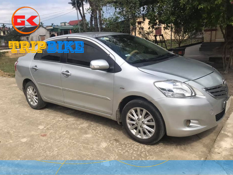 Thuê xe tự lái Vũ Quang hà tĩnh