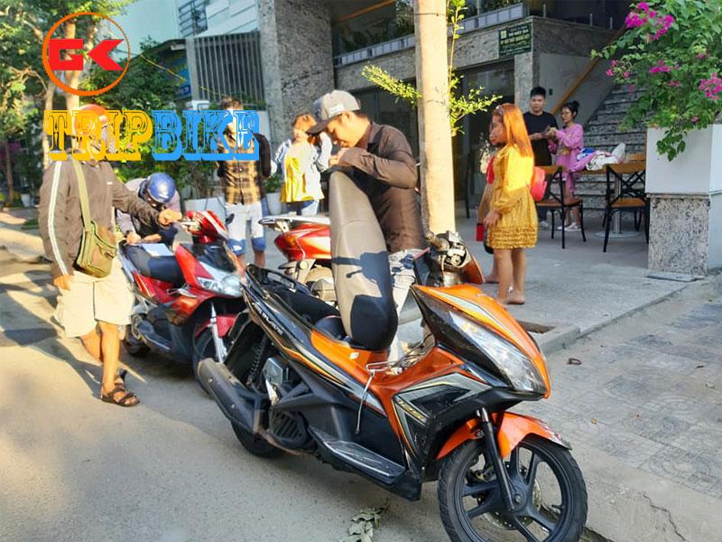 Cho thuê xe máy buôn ma thuột Gia Minh